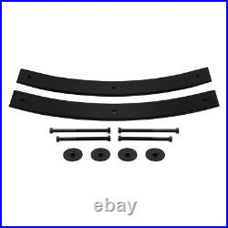 1-3 Front 2 Add-a-Leaf Lift Kit Rear For 1998-2011 Ford Ranger Full + Tool 4x4
