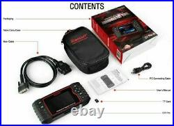 2021 LATEST iCarsoft CR Pro Full Systems Diagnostic Scanner Tool For All Make H9