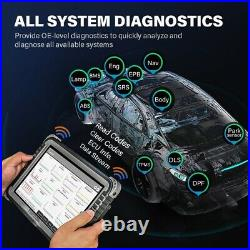 2021NEW! TOPDON OE-Level Professional Diagnostic Scan Tool AUTEL MAXISYS MS906BT