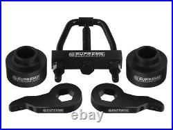 3 F + 1.5 R For 00-06 Chevy Avalanche Suburban GMC Yukon 1500 Lift Kit with Tool
