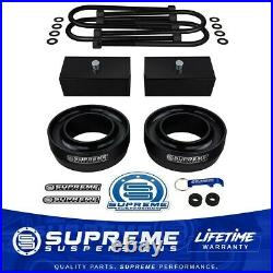 3 Front + 2 Rear Lift Kit For 2003-2013 Dodge Ram 2500 3500 4 Axle 2WD