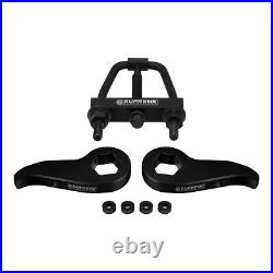 3 Front Level Lift Kit For 2016-2020 Chevy Silverado 2500HD + Tool PRO 4x2 4x4