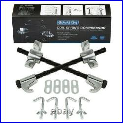 3 Full Lift Kit + Spring Compressor Tool For 2004-2020 Ford F150 2WD 4WD Black