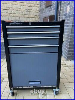American Pro tool storage roller cab box chest combo