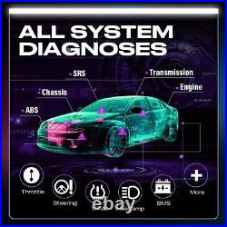 Autel Scanner MK808 Diagnostic Tool 2021 Newest All System IMMO EPB DPF Reset UK