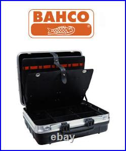 BAHCO 4750RC02 Lockable PRO Rigid Tool Case With Hand Tool Multi Storage System