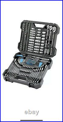 Channel lock 200 Piece Mechanics Tool Set Professional With Case Brand New