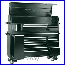 Draper Professional 72 Combi Roller Roll Cabinet Storage Tool Box Chest Cabinet