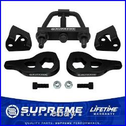 For 02-05 Dodge Ram 1500 4WD 1 3 Front Level Lift Kit + Shock Ext + T Tool