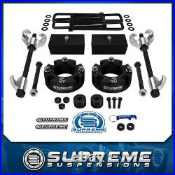 For 07-20 Toyota Tundra 3 F + 2 R Lift Level Kit withCompressor Tool + Diff Drop