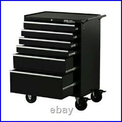 Hilka HD Pro+ 6-Drawer Tool Chest Trolley New- boxed/unopened Lockable