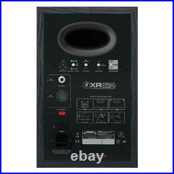 Mackie XR624 6.5 Professional Studio Monitor Speaker with Pro Tools Software
