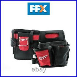 Milwaukee 48228110 Electricians Work Tool Belt 29 Pockets Tape Clip Professional