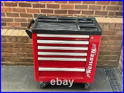 New Neilson CT4904 PROFESSIONAL 6 DRAWER TOOL CHEST plus tools