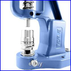 Professional button making press tool dies for 19 20 23 mm blanks included S028