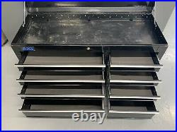 SGS 42 Professional 8 Drawer Tool Box Chest