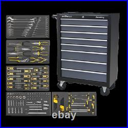 Sealey American Pro Rollcab 8 Drawer with 136pc Tool Kit -AP35TBCOMBO3