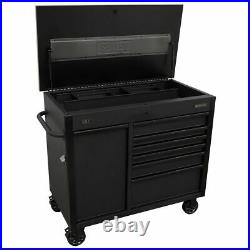 Sealey Superline Pro Mobile Tool Cabinet 1120mm with Power Tool Charging Drawer