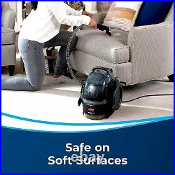 Spot Clean Professional Portable Carpet Cleaner with Stair Tool for Auto Cars