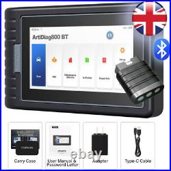 TOPDON PRO AD800BT Auto Diagnostic Scanner Service Reset Tool As Autel MaxiSys