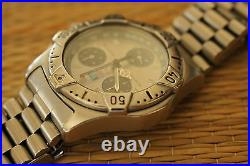 Tag Heuer 540.206 Mini Tool 200m Professional Yacht Racers Divers Watch Box Set