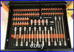 Tool Chest Trolley With Professional Tools Storage Chest Carrier Tool Box