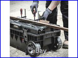 Trend MS/WTBR Trend Pro Modular Wheeled Toolbox Site Tough Tool System