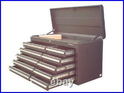 US PRO Tools Black Tool Chest Cabinet Box Snap Up cabinet toolbox finance option