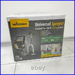 Wagner Airless ControlPro 350 R Paint Sprayer Wood & Metal RRP £600