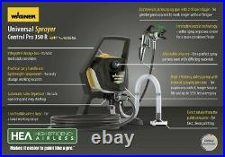 Wagner Airless ControlPro 350 R Paint Sprayer for Wall & Ceiling/Wood & Metal